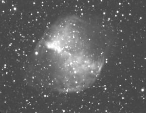 """M27 - nebulosa """"manubrio"""""""