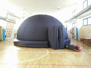 Planetario digitale itinerante