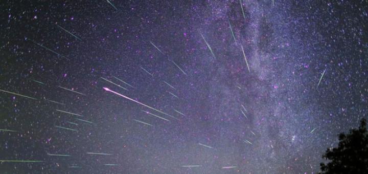 sciame meteorico